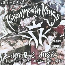 Double Dose, Vol. 1: Hidden Stash/Og Dopeumentary [PA] by Kottonmouth Kings...