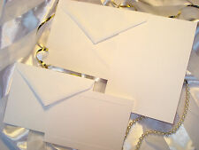 50 Set Invitation Kit w/ Panel Card, Response & Envelopes Printable DIY Wedding