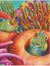 Sea Creature Coral Reef Ocean Sea Seaside 100 pc Bagged Boxless Jigsaw Puzzle