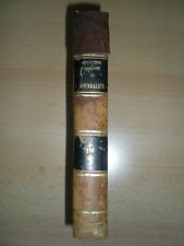 BOURDALOUE OEUVRES COMPLETES TOME 10 MYSTERES I -  1821