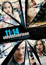 11:14 ELEVEN FOURTEEN FILMPOSTER