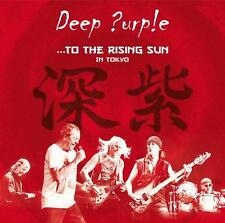 To The Rising Sun (In Tokyo) von Deep Purple (2015), Neu OVP, 2 CD & DVD SET !!!
