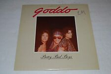 Goddo~Pretty Bad Boys~1981 Attic Records LAT 1120~Canadian~IMPORT~FAST SHIPPING