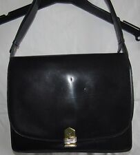 "RARE SAC CUIR ""GUCCI"" AUTHENTIC VINTAGE LEATHER BAG"