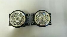 Land Rover Discovery 4 LED Front Fog Lights Lamps 2010 Onwards