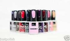 EzFlow Nail Gel Polish LED/UV TruGel Choose 10 Colors .5oz/15mL