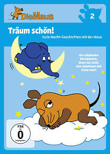 DVD * DIE SENDUNG MIT DER MAUS 2 - TRÄUM SCHÖN ! # NEU OVP §
