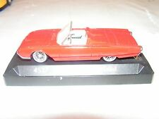 Ford Thunderbird Convertible (1947) Red 1:43 scale die-cast model 4517 by Solido