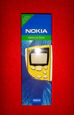 Nokia Serie 5100 (5110/5130) CELLULARE ORIGINALE XPRESS-ON COVER GIALLO NUOVO!!! OVP!!!