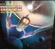 MUSIC FROM STAR TREK. MECO .MUSIC FROM THE BLACK HOLE  Records