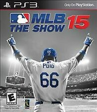 MLB 15: The Show (Sony PlayStation 3, 2015) Brand New Free Shipping