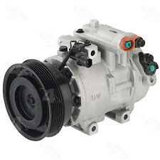 NEW 639806 COMPLETE A/C COMPRESSOR AND CLUTCH