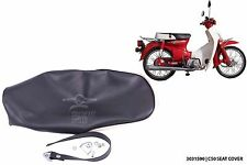 New 60cm seat cover with strap for Honda cub C50 Passport C70 C90