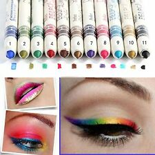 M.N ME NOW SECOND GENERATION 12 PCS MULTI COLOURS  EYE / LIP LINER PENCIL