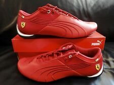 Puma ferrari Future Cat m1 SF catch/cuero/rojo/blanco/tamaño 43