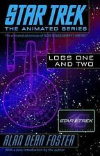 Star Trek Logs One and Two (Star Trek the Animated Series)-ExLibrary