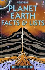 Planet Earth Facts & Lists (Facts and Lists Internet Linked)