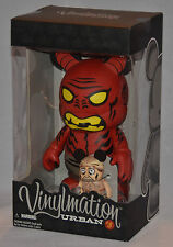 "Disney's Vinylmation Urban 8 Monster & 3"" Terrified Archeologist (New In BOX!)"