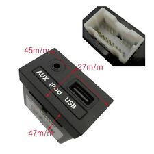 USB Reader iPod AUX Port Adapter Assy OEM For Hyundai Accent 2012-2013