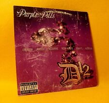 Cardsleeve Single CD D12 Purple Pills 2TR 2001 hip hop TRACKLIST WRONG PRINTED