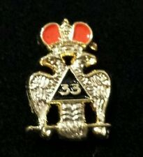 Freemason 33rd Degree Lapel Pin (Part# LP59)