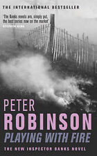 Playing with Fire by Peter Robinson (Paperback, 2004)