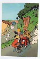 Carte Postale Trésors du Journal de Spirou n°16. Couverture allbum 34. FRANQUIN