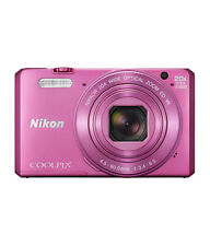 Nikon Coolpix S7000 Point & Shoot Digital Camera with 20x Optical Zoom