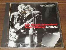 OASIS picture sleeve Japan PROMO ONLY compilation CD June 02 Noel Gallagher S/S!