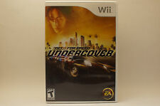 Need for Speed Undercover (Nintendo Wii, 2008)