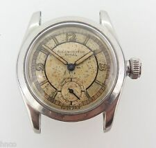.AUSTRALIAN SGT. R.A.A.F. RATHMINES 1939 ROLEX OYSTER GNTS WWII WRIST WATCH 2280