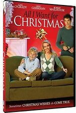 All I Want For Christmas (2015, REGION 1 DVD New)