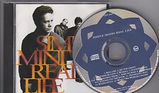 SIMPLE MINDS. REAL LIFE. CD ALBUM 1991.