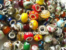 Großhandel los Schön 50 stk Glas Armbänder Perlen Schmuck Accessoires