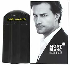 Mont Blanc Emblem By Mont Blanc 3.3/3.4oz. Edt Spray For Men New In Box