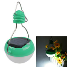 Portable Solar Power Outdoor 7 LED Power-Saving Camping Lantern Lamp Night Light