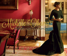 "Michelle Obama "" The First Lady of Fashion  "" Poster (12 x 10)"