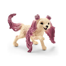 Schleich 70526 Feya's Rose Puppy Dog Bayala Mythical Toy Model 2016 - NIP