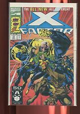 X-FACTOR 71(9.4)(NM)1ST NEW TEAM AND DIRECTION-PETER DAVID-MARVEL(b072)