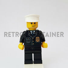 LEGO Minifigures - 1x cty099 - Policeman - Omino Minifig Police Cop Set 7744