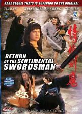 Return of the Sentimental Swordsman - Shaw Bros - Remastered English Version