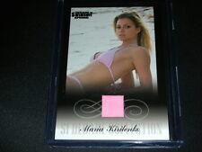 SI Supermodels Maria Kirilenko Memorabilia Card