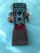 Rolleiflex Automat 6x6 Model K4A TLR Camera with Zeiss Tessar 75mm f3.5 Lens