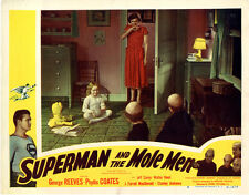 "Superman and the Mole Men Movie Poster Replica 11x14"" Photo Print"