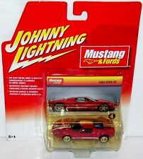 Johnny Lightning Mustangs & Fords 2005 Ford GT R-1 1:64 Die Cast Replica Cragar