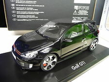 1:18 norev vw golf 6 VI GTI 2009 Black negro nuevo New