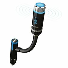 Breett Bluetooth 4.0 Fm Transmitter Car Bluetooth Receiver FM Radio Stereo MP3
