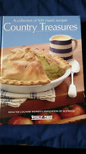 Cookbook CWA COUNTRY TREASURES Country Women's Association Aust WEEKLY TIMES H/C