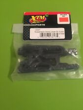 XTM RACING XTRM LOWER REAR SUSPENSION ARMS 149487 MONSTER RC TRUCK