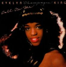 "Call on Me by Evelyn ""Champagne"" King (CD, 2014, Funky Town Grooves) SEALED NEW"
